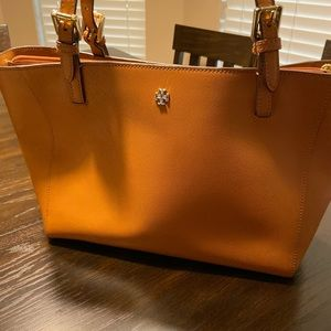 Tory Burch brown purse